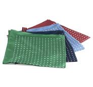 Shipton & Heneage Pure Silk Pocket Squares