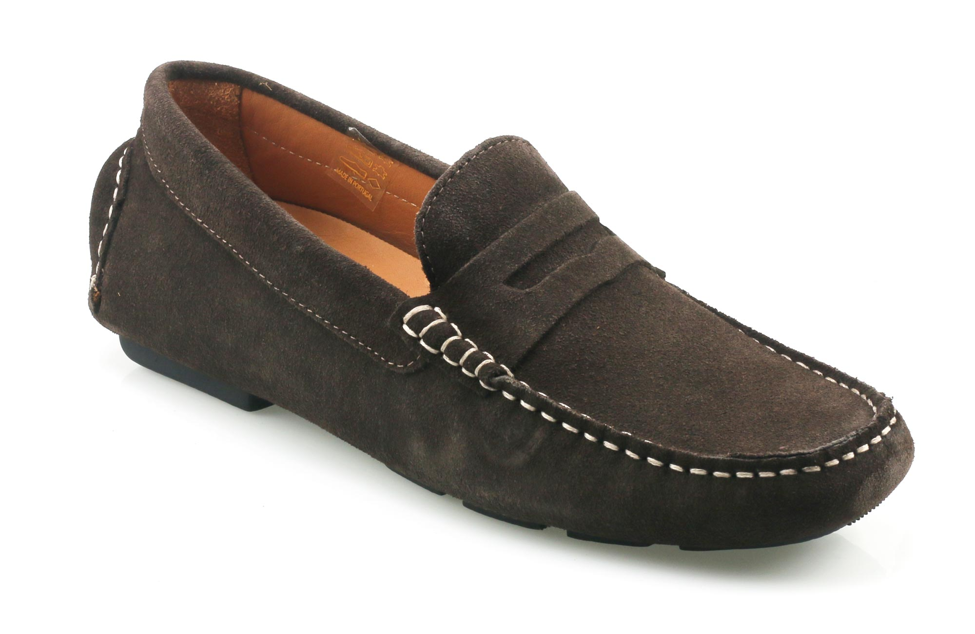 Chocolate Brown Mens Shoes