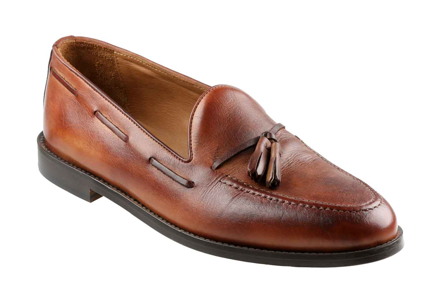 Mens Brown Loafers Mens Shoes