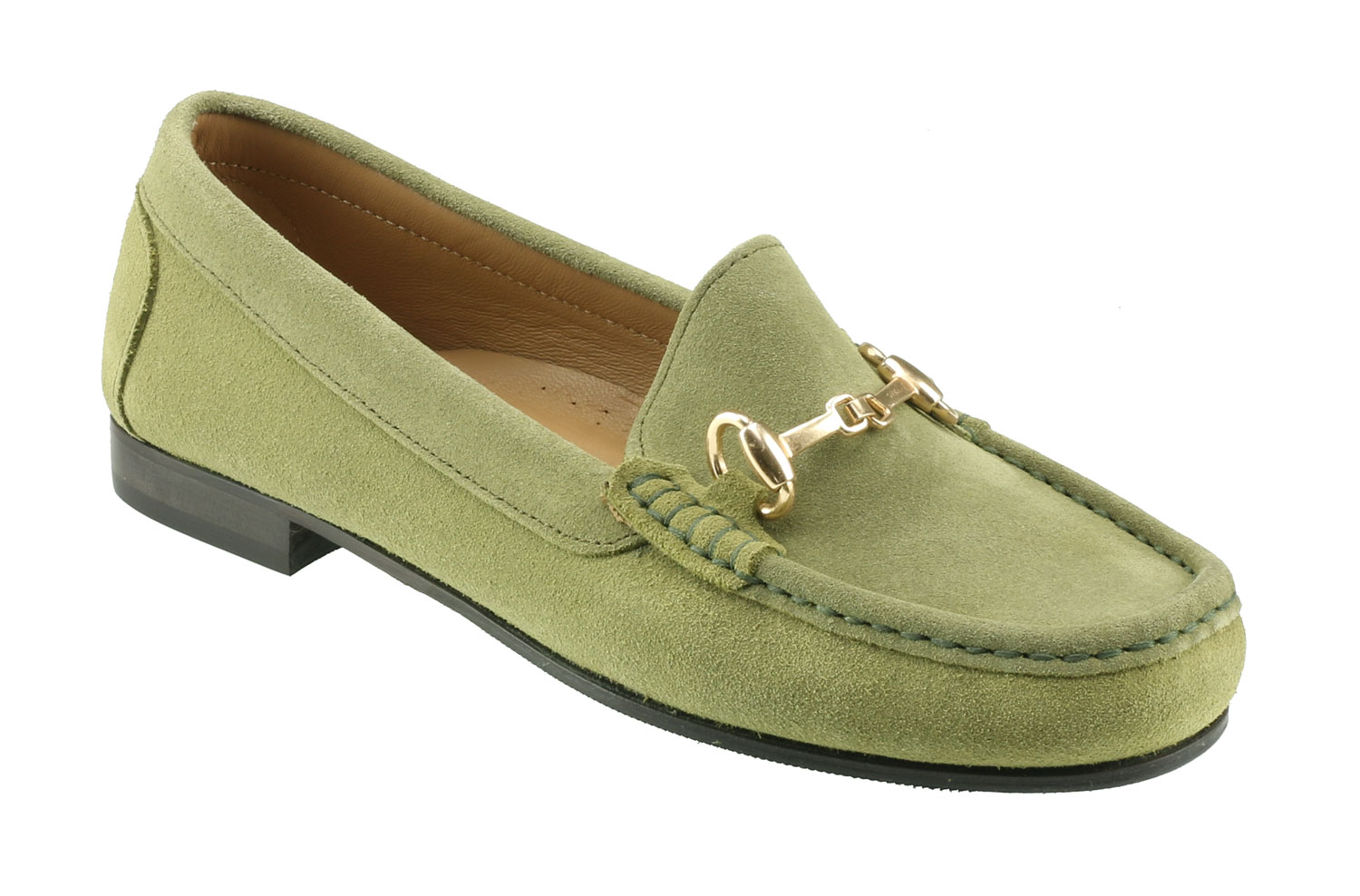 Womens Shoes Olive Green