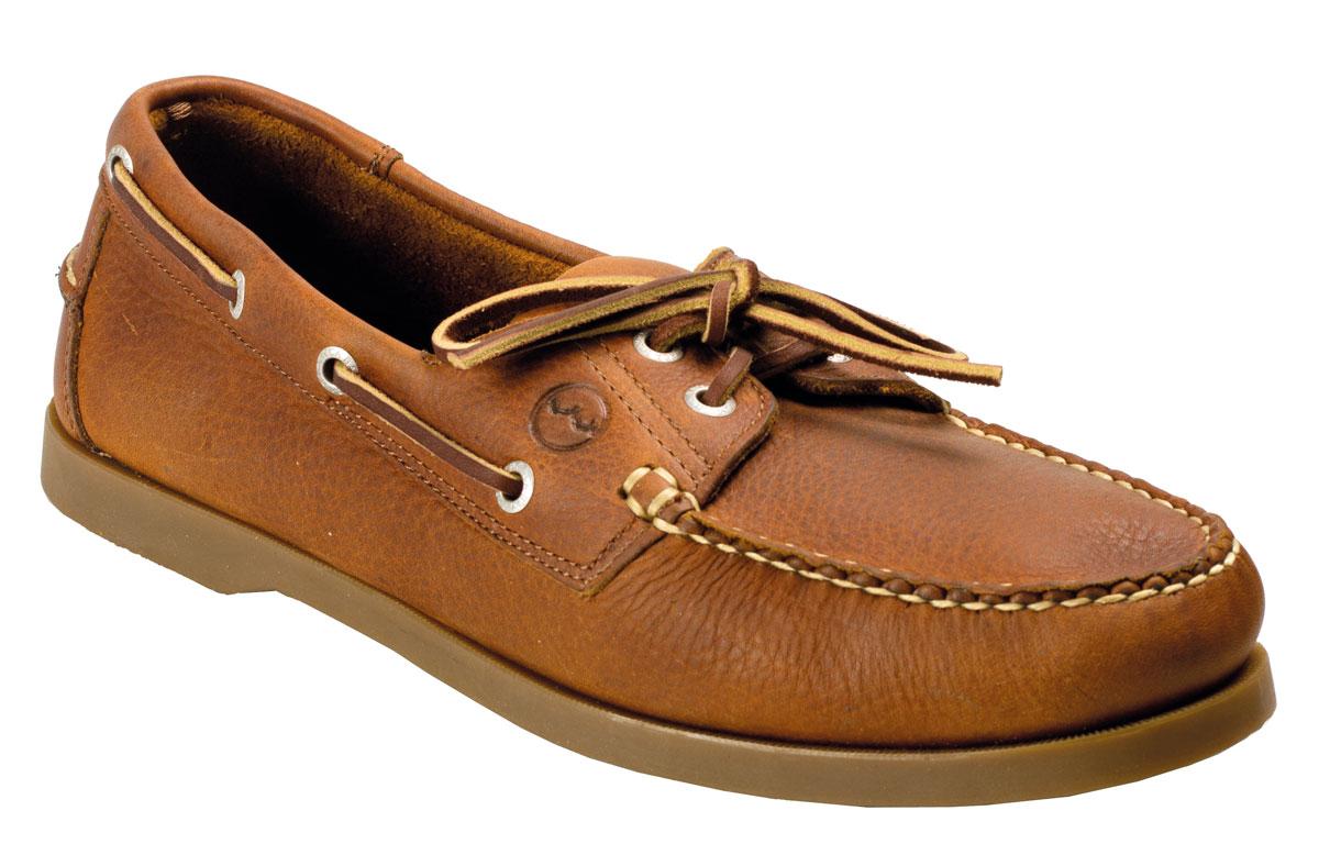 99c82ce97d16 KETCH Mens Havana Brown Sailing Shoe