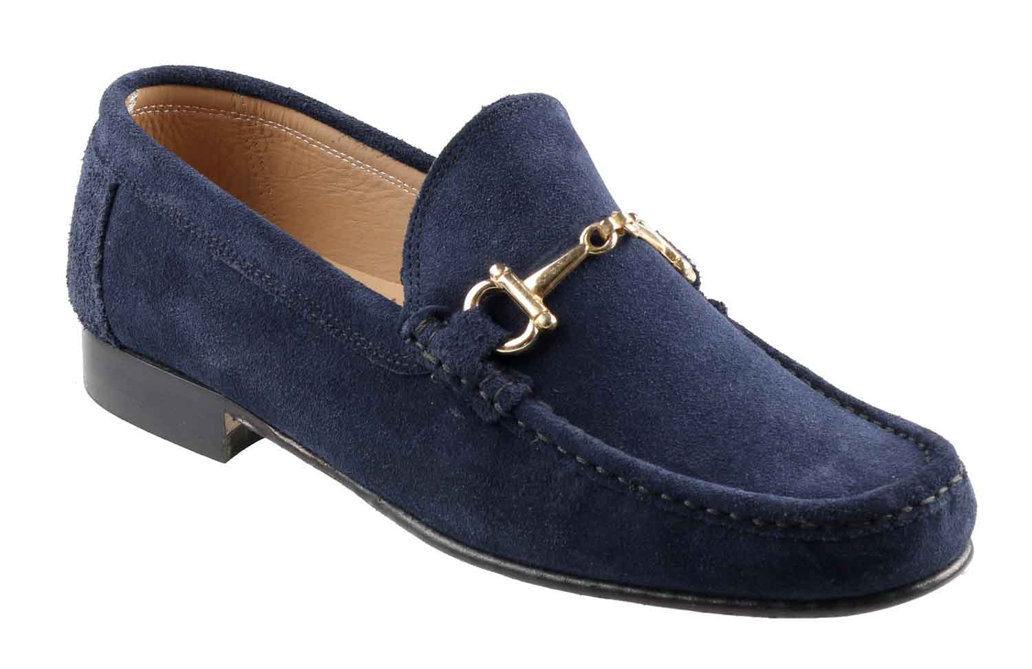 Mens Rubber Sole Suede Tassel Loafer Shoes