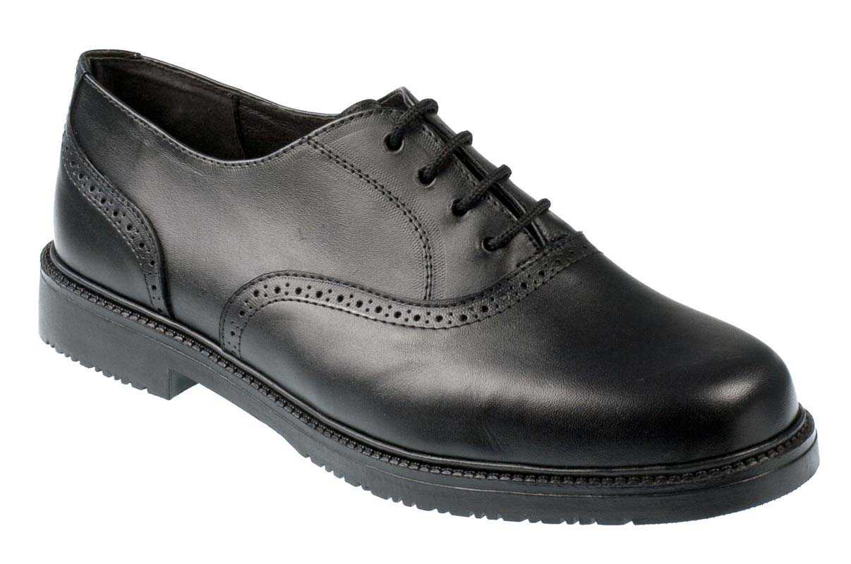 Colt Kids Black Brogue