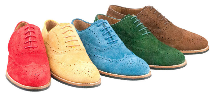 Ladies Brogues