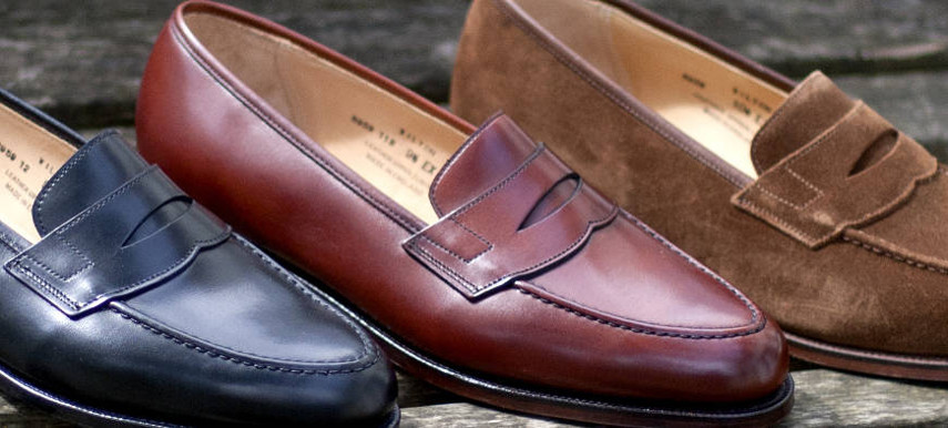 Classic English Loafers