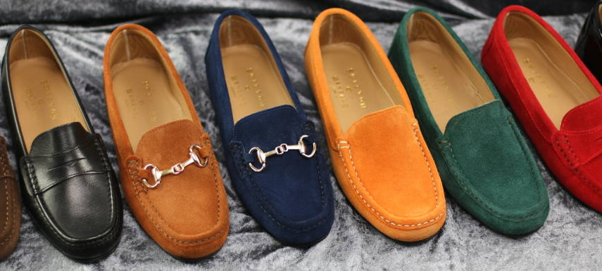 Ladies Italian Loafers