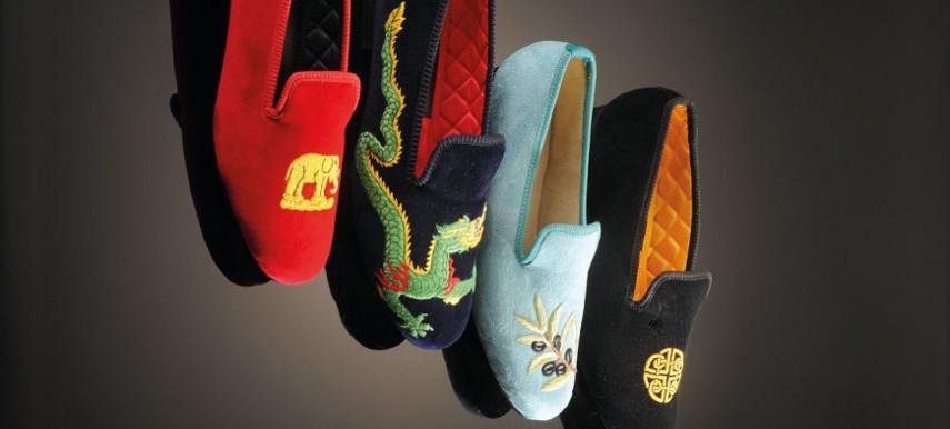 Luxury Bespoke Slippers