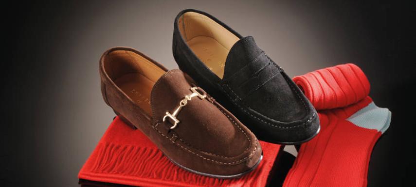 Mens Italian Loafers